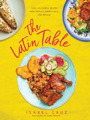 cover image of The Latin Table