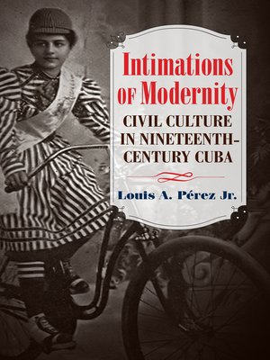 cover image of Intimations of Modernity