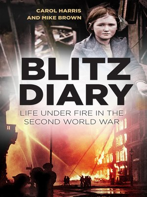 cover image of Blitz Diary