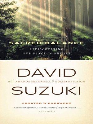 cover image of The Sacred Balance