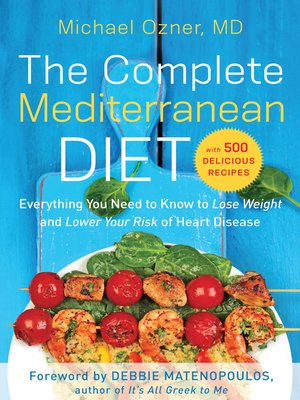 cover image of The Complete Mediterranean Diet