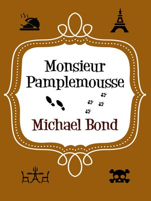cover image of Monsieur Pamplemousse