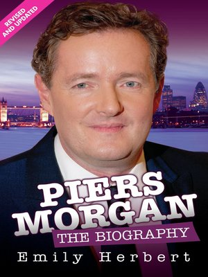 cover image of Piers Morgan--The Biography