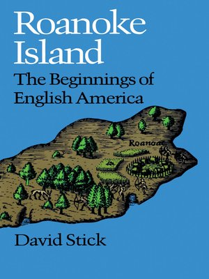 cover image of Roanoke Island