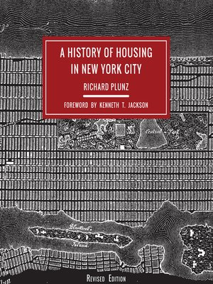 cover image of A History of Housing in New York City