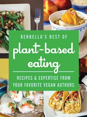 cover image of BenBella's Best of Plant-Based Eating