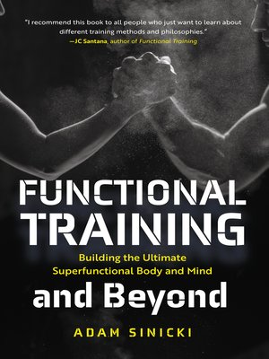 cover image of Functional Training and Beyond