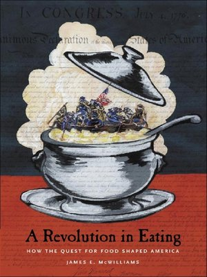 cover image of A Revolution in Eating