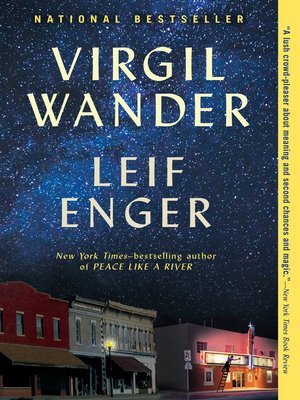 cover image of Virgil Wander