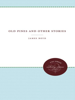 cover image of Old Pines and Other Stories