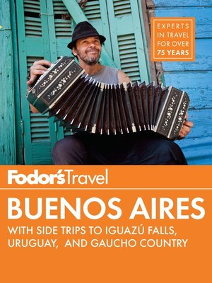 cover image of Fodor's Buenos Aires