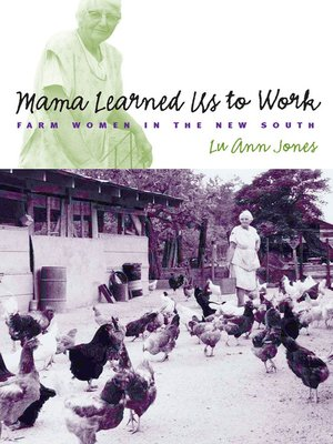 cover image of Mama Learned Us to Work