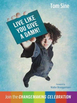cover image of Live Like You Give a Damn!