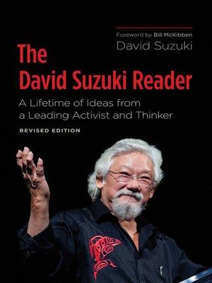 cover image of The David Suzuki Reader