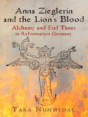 cover image of Anna Zieglerin and the Lion's Blood