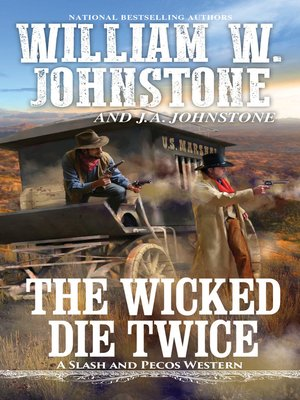cover image of The Wicked Die Twice