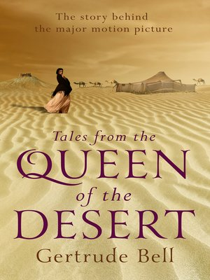 cover image of Tales from the Queen of the Desert