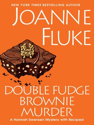 cover image of Double Fudge Brownie Murder