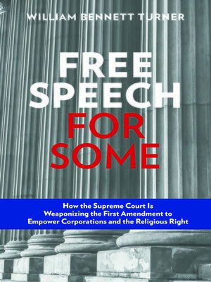 cover image of Free Speech for Some