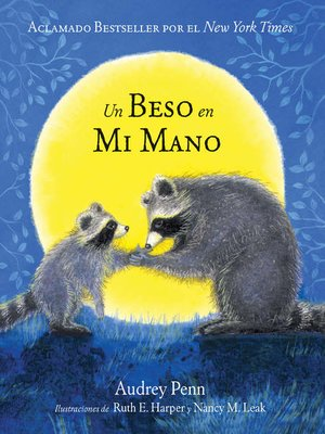 cover image of Un Beso en Mi Mano (The Kissing Hand)