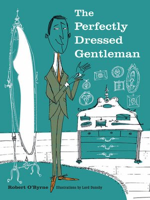 cover image of The Perfectly Dressed Gentleman