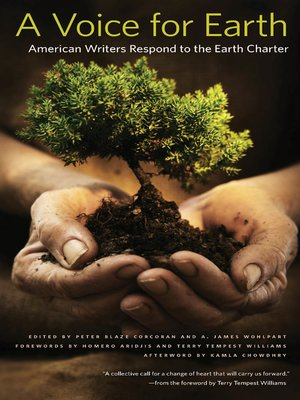 cover image of A Voice for Earth