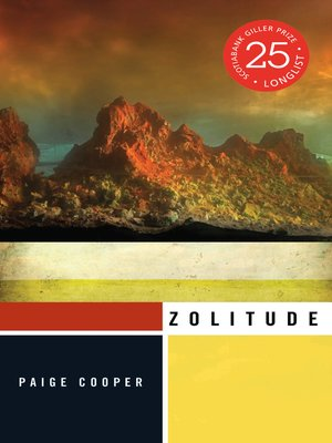 cover image of Zolitude