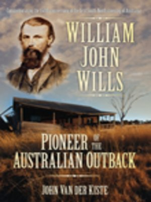 cover image of William John Wills