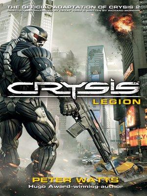 cover image of Legion