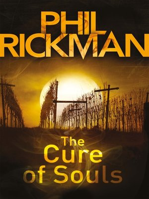 cover image of The Cure of Souls