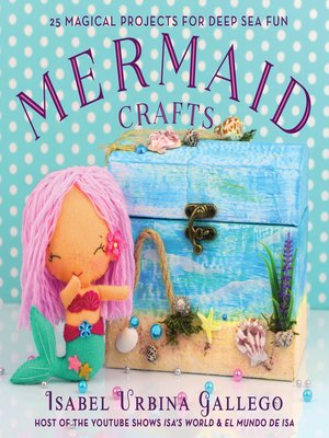 cover image of Mermaid Crafts