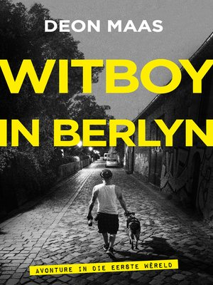 cover image of Witboy in Berlyn