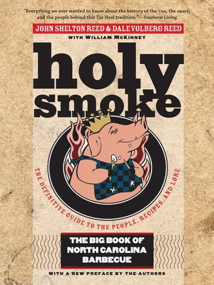 cover image of Holy Smoke