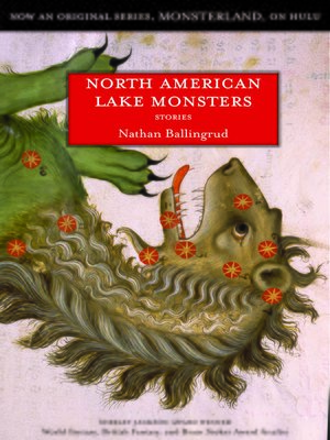 cover image of North American Lake Monsters