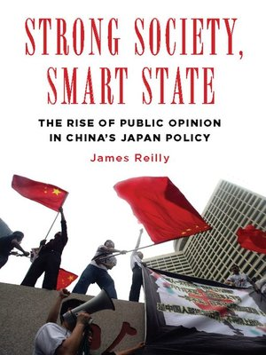 cover image of Strong Society, Smart State