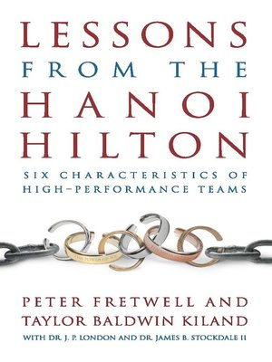 cover image of Lessons from the Hanoi Hilton