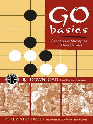 cover image of Go Basics