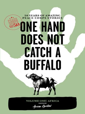 cover image of One Hand Does Not Catch a Buffalo
