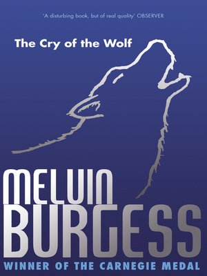 cover image of The Cry of the Wolf