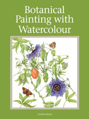 cover image of Botanical Painting with Watercolour