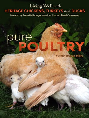 cover image of Pure Poultry