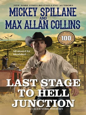 cover image of Last Stage to Hell Junction