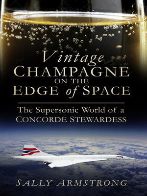 cover image of Vintage Champagne on the Edge of Space