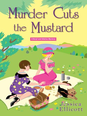 cover image of Murder Cuts the Mustard