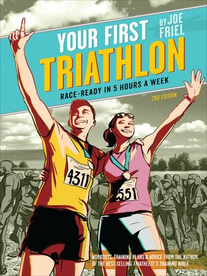 cover image of Your First Triathlon, 2nd Ed.