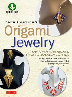 cover image of LaFosse & Alexander's Origami Jewelry