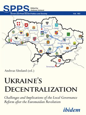 cover image of Ukraine's Decentralization