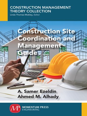 cover image of Construction Site Coordination and Management Guide