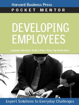 cover image of Developing Employees