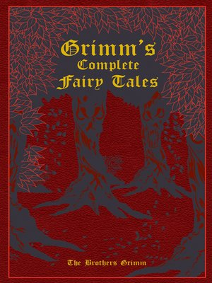 cover image of Grimm's Complete Fairy Tales